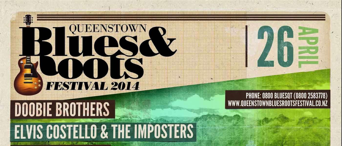 Queenstown Blues & Roots Festival 2014