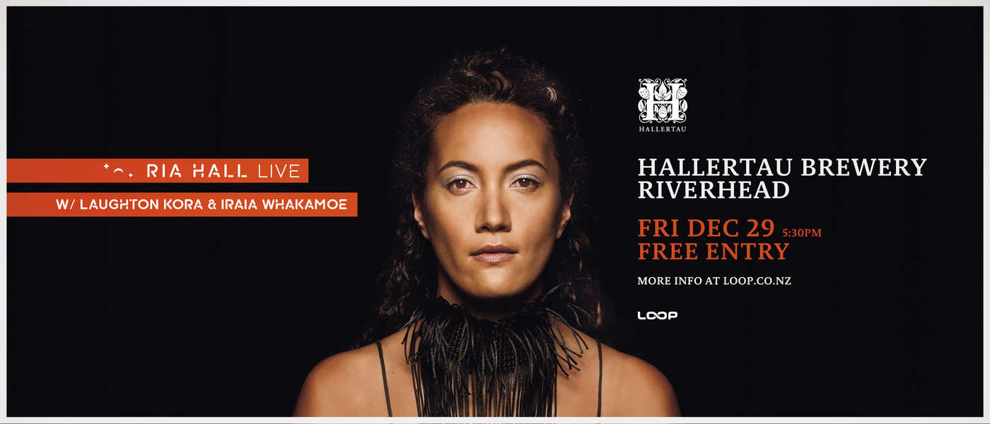Ria Hall - Live at Hallertau (Free)