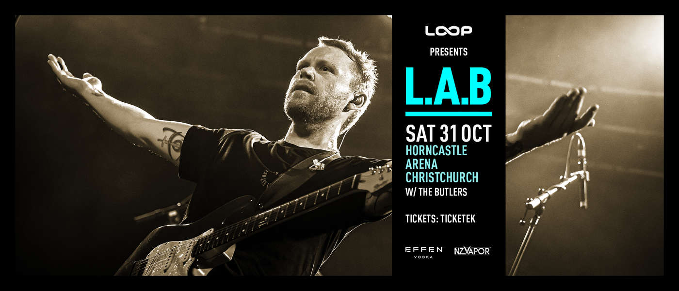 L.A.B - Horncastle Arena, Christchurch