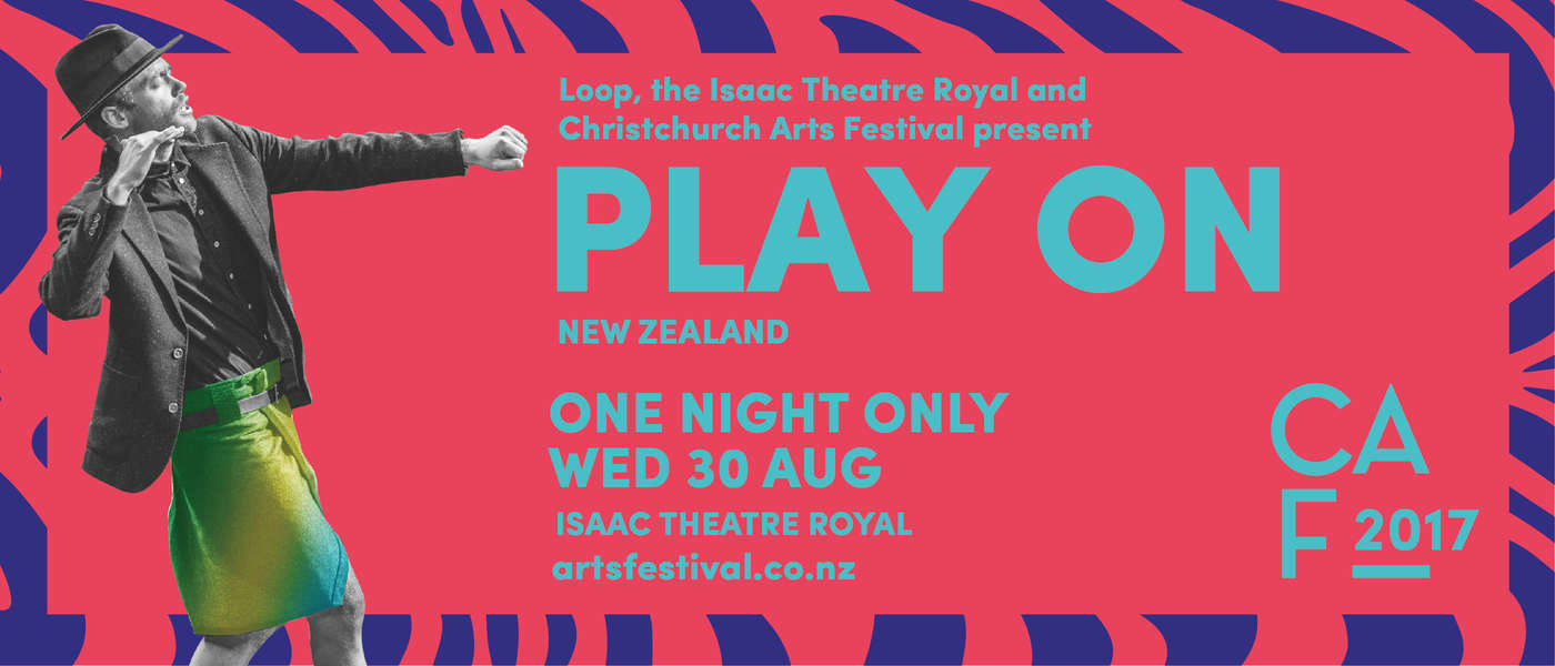 Play On - Christchurch Arts Festival