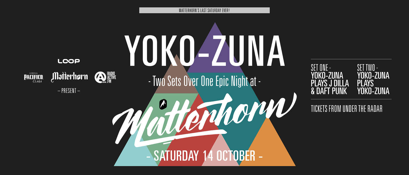 Yoko-Zuna Live At The Matterhorn