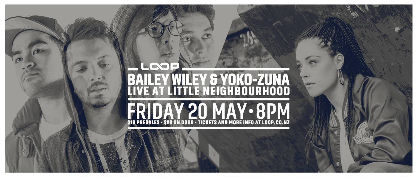Bailey Wiley & Yoko-Zuna Live at Little Neighbourhood