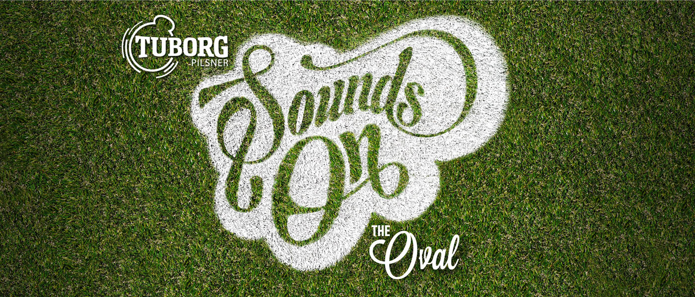 Tuborg Sounds On — the Oval
